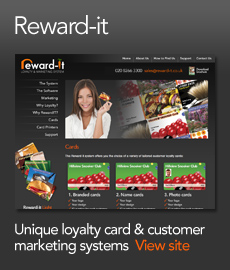 Reward-it Loyalty & Marketing System